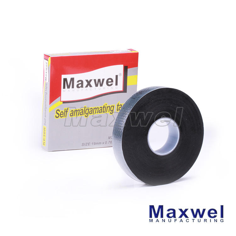 Self amalgamating tape rubber electrical tape for insulation