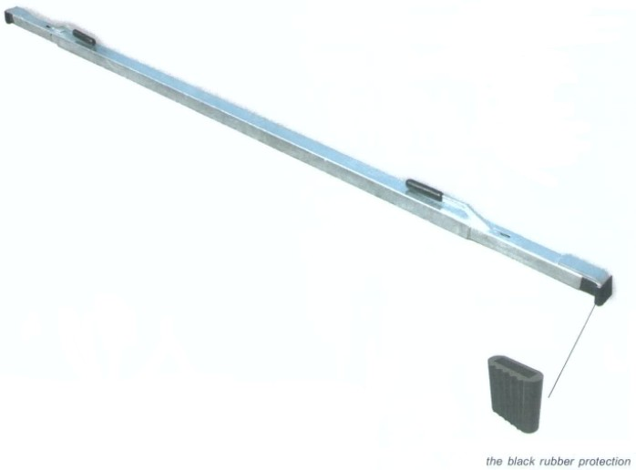 galvanized shoring load lock bar(truck and trailer parts)