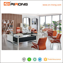 Contemporary executive table price cheap for sell JIN Series
