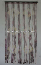 Hanging Strings Chinese Bamboo Beaded Blinds Curtain