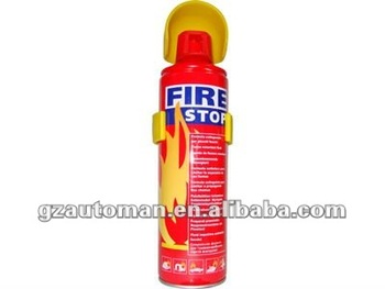 400ml Water Fire Extinguisher