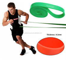 High quality waterproof resistance band and fitness pull up assist band