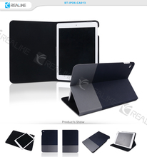 Ultra thin automatic magnetic leather case cover for ipad air 2 for ipad6