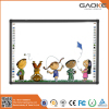 Finger touch infrared interactive smart board for school use