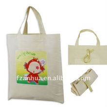 Foldable Cotton Tote Bag