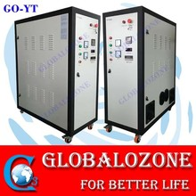 Large corona discharge industrial ozone generator for water treatment