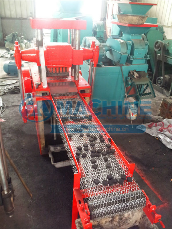 Charcoal Briquetting Machine,Shisha Charcoal Making Machine For BBQ