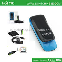 Recharegeable OLED Display 15 Days Memory Step Counter Sleep Monitor Data Online Sync USB 3D Pedometer
