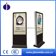 point of sale systems tablet kiosk, six points touch screen standing kiosk, 43inch touch screen all in one pc