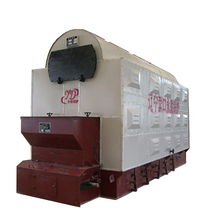 0.7T/H Steam Boiler For Rice Mill Economizer