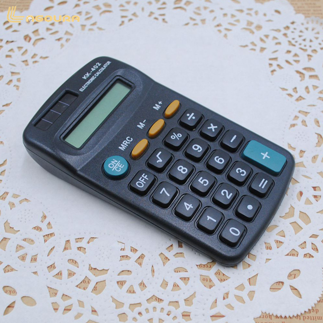 Personal Durable Business Portable Calculator,Scientific Calculator With Plastic Cover