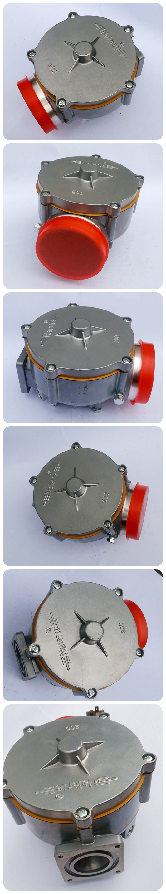 CNG LNG NGV vaporizer/carburetor for auto engine
