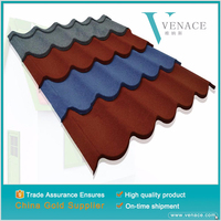 Warehouse construction materials light weight spanish tile roof