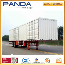 2015 NEW Strong box/van type cargo semi trailer utility trailer