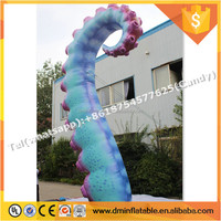 single decoration octopus tentacle inflatable for decoration C-395
