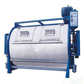 Heat exchanger commercial industrial washing machine for sale