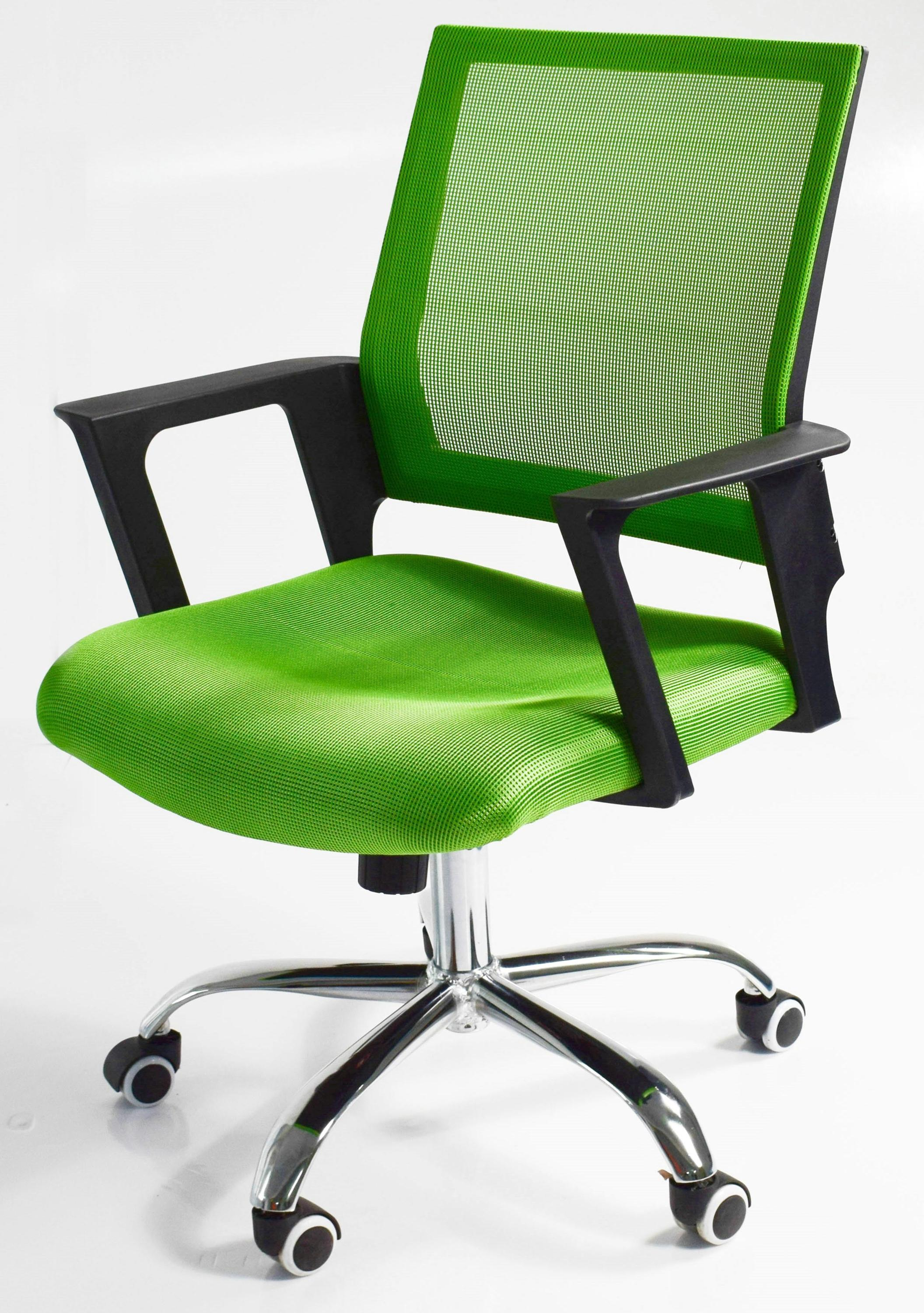 China suppliers green fice Staff Chairs fice Operator Mesh