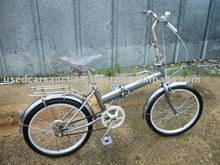 used folding bicycles from Japan