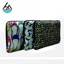Fancy Design Waterproof 13 15.5 15.6 inch neoprene laptop notebook sleeve