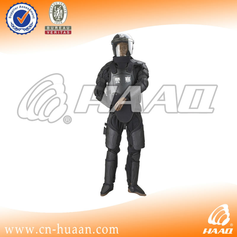 cut proof security anti riot suit supplier