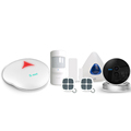 Cheap product WiFi PSTN alarm system with App controlled & wireless home security WiFi alarm system