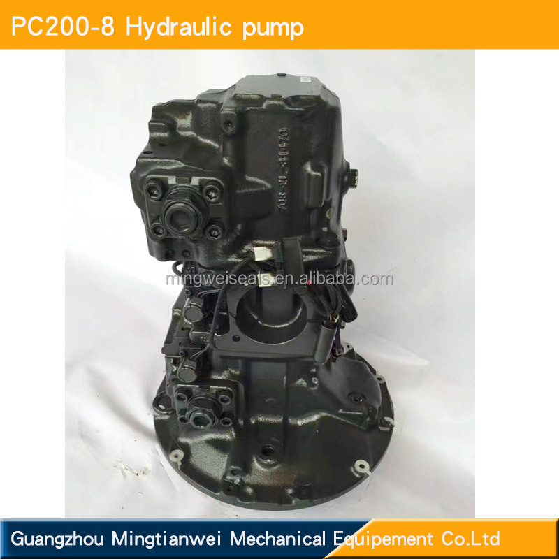 excavator hydraulic pump PC240-8 Original PC200-6,PC200-7,PC200-8,PC220-6.PC220-7,PC300-7,PC360-7,PC120- transmission main pump