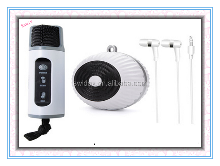 Bluetooth microphone with mini speaker SD-6632
