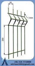 High quality 50*50mm events&amp/temporary barricade fence/ crowd control barrier rope