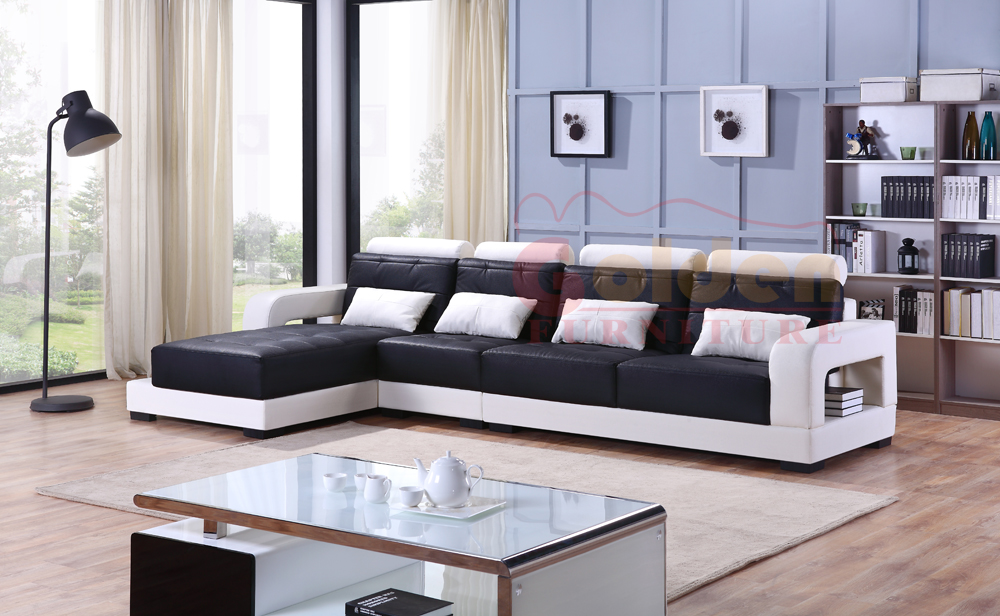 Super Comfortable Furniture living room leather sofa