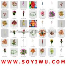 WEDDING DECORATION FLOWER STRANDS Wholesale for Artificial Flower & Wreath