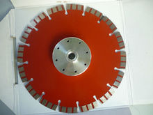Laser Turbo Diamond Cuttng disc saw blade for concrete granite marble asphalt