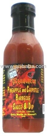 Red Shark Barbecue Sauce