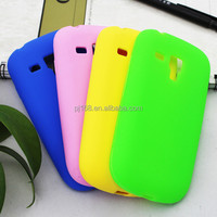 Wholesale Cell Phone Silicone Case for Samsung Galaxy S3 Mini I8190