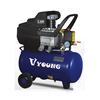 2016 high quality direct driven portable piston air compressor