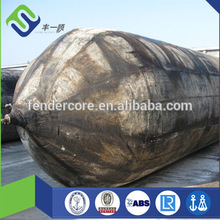 Lifting boat floating ship salvage inflatable rubber airbag, marine equipment