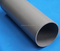 underground plastic pvc water pipe for sale water supply pipe