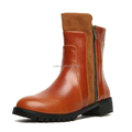 Fashion new style lady martin boots half boots PE3479