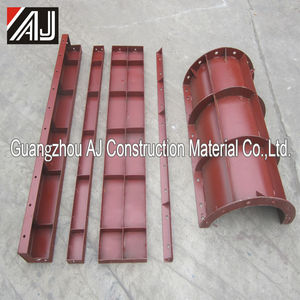 all produced in china steel shutter board for concrete construction
