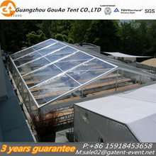 Hot sale event party tent with clear PVC cover