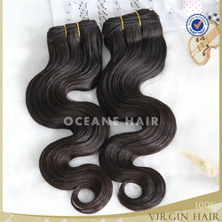 Top grade 7A unproessed virgin human hair,cambodian body wave