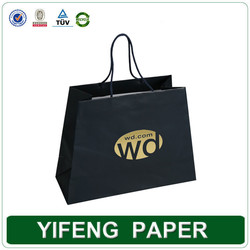2014 wholesale paper shopping bags jewelry gift bags