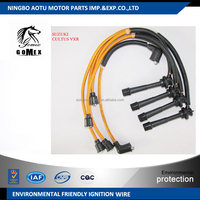 High voltage silicone Ignition wire set, ignition cable kit, spark plug wire for SUZUKI CULTUS VXR for Pakistan