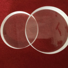 CJ Clear Silica Transparent UV Quartz Glass Plate , Quartz Plate