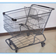 North america style powder coating mall shopping trolley cart for 180L