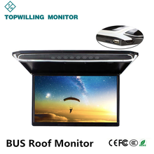 "16:9 15""17""19""22"" Roof Mounted BUS LCD Monitor/AD Player"