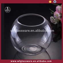 Wenfei price glass fish bowl aquarium fish tank