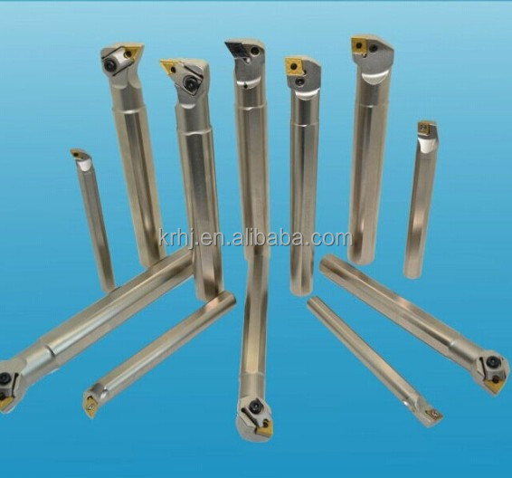 solid carbide anti vibration boring bar