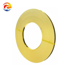 Superior Supplier Brass Price Per KG in India Strip on Rolls