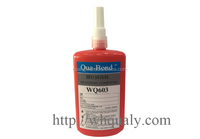 High strength high quality WQ680 Anaerobic retaining adhesive