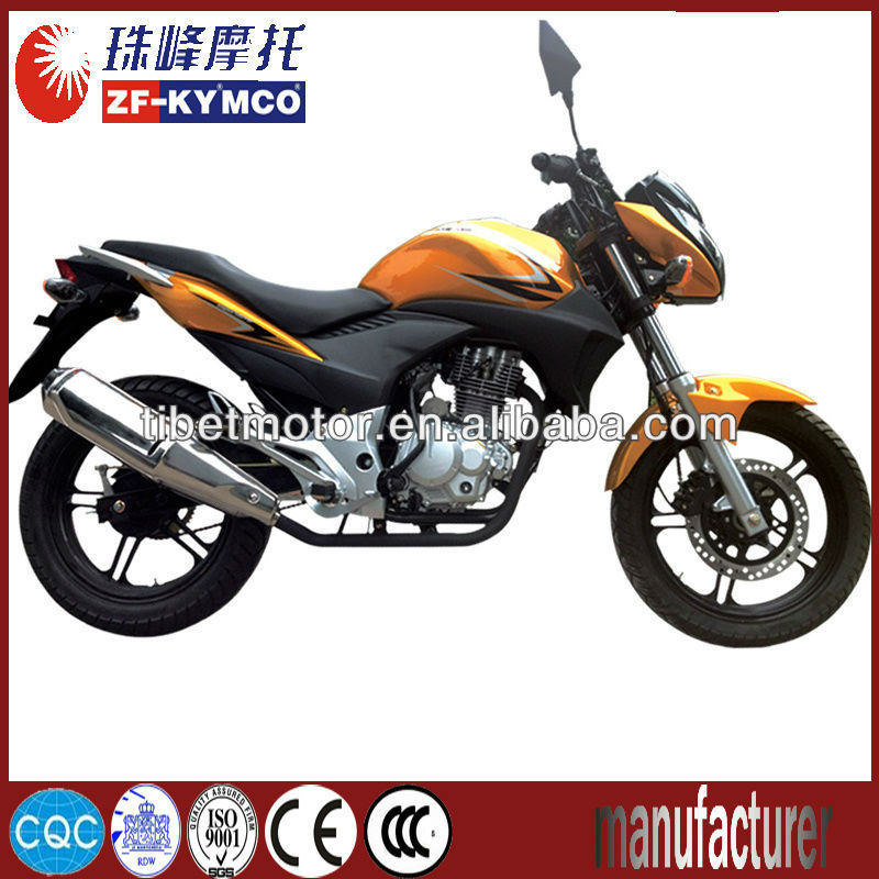 Super air cooling 200cc racing motorcycle on promotion ZF200CBR